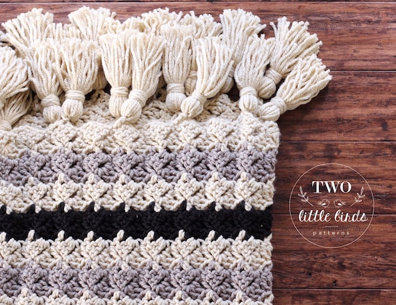 30+ crochet stitches for blankets and afghans many with video.