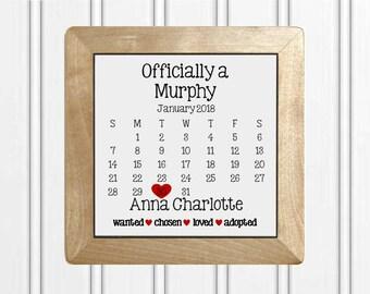 unique calendar etsy