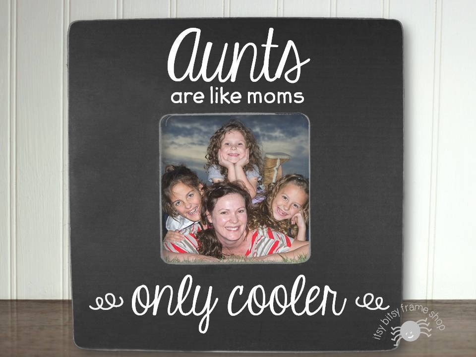Aunt Gift Auntie Gifts Gifts for Aunts Aunt Picture Frame | Etsy