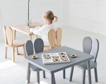Scrivanie tavoli e sedie per bambini etsy it