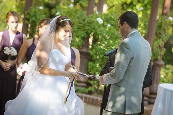 Unity Braids Cord Of Three Strands Wedding Unity Ideas Unity Rope Unity Ceremony Alternative Unity Wedding Ideas Marriage Braid