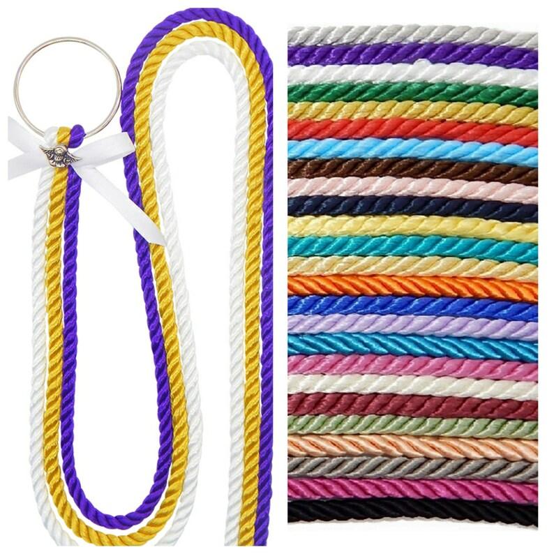 Cord of Three Strands, Unity Knot, Unity Wedding, Marriage Braid, Ceremony  Knots, Braid Cord Ceremony, Knot Ceremony, Cord Of 3 Strands