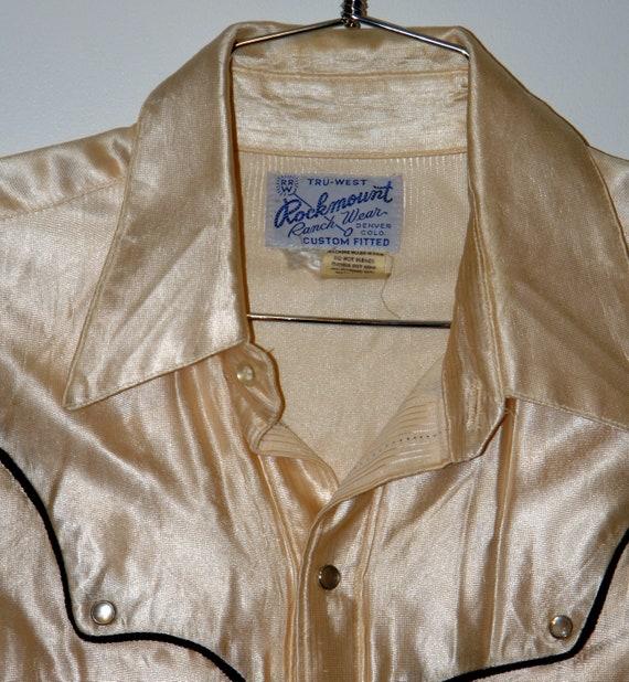 ROCKMOUNT Western shirt - Denver - - image 5