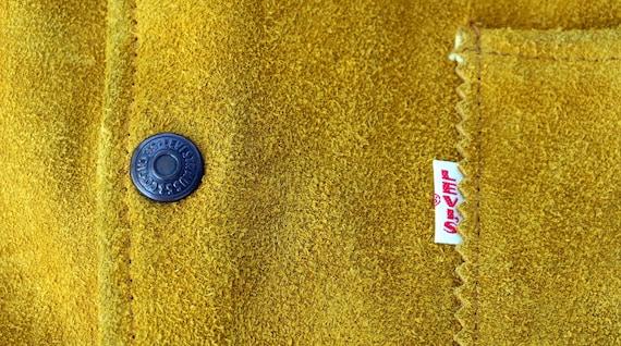 LEVIS Western Wear - Split Grain Cowhide Western … - image 5