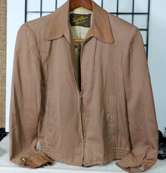 Buck Skein Rayon Rockabilly Jacket