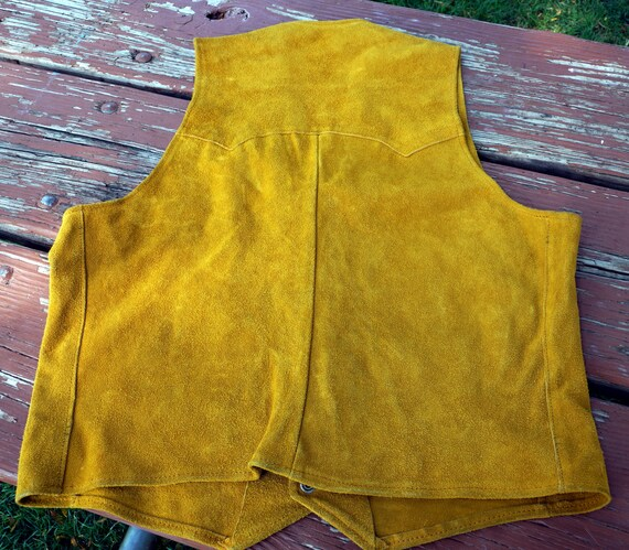 LEVIS Western Wear - Split Grain Cowhide Western … - image 3
