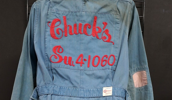 Vintage Chucks Auto Repair -   1950s - Seattle