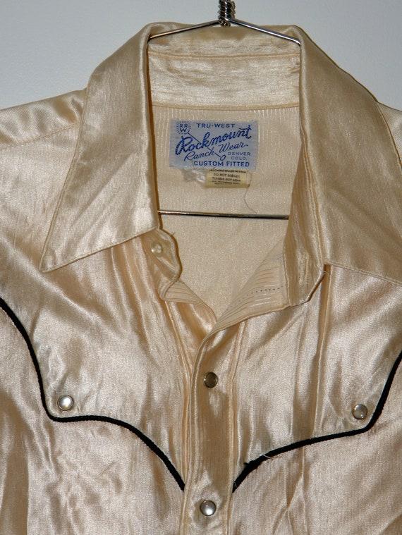 ROCKMOUNT Western shirt - Denver - - image 3