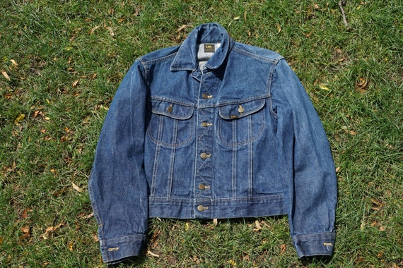 H D LEE - 101J  Denim Jacket
