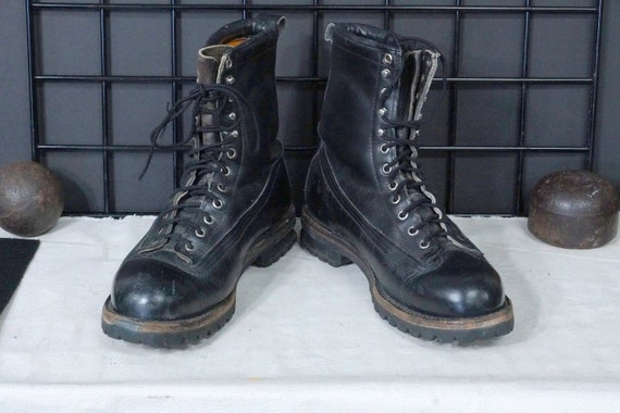 Black No Name Boots - Military?