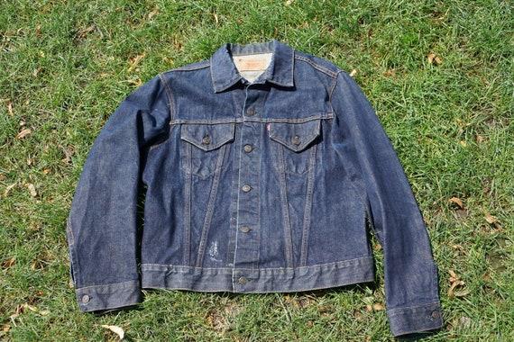 LEVI Big E  Denim Jacket