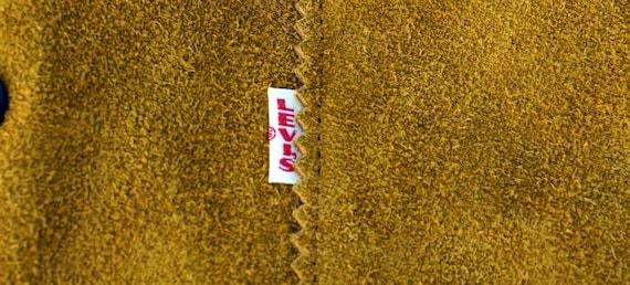 LEVIS Western Wear - Split Grain Cowhide Western … - image 4