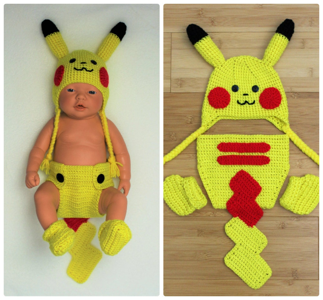 Pokemon!!! Make a few of the pokemon yourself with this crochet ... | 962x1036
