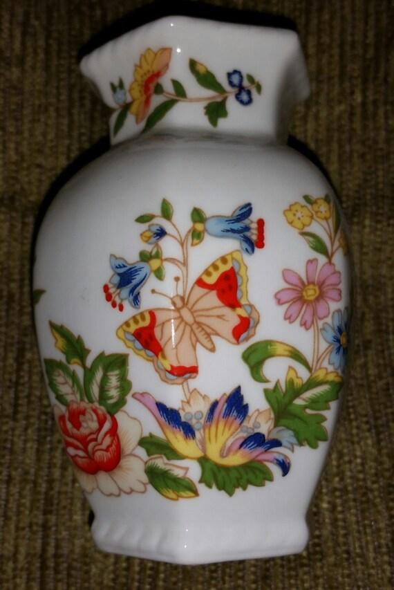 Vintage Marked England John Aynsley Fine English Bone China Etsy