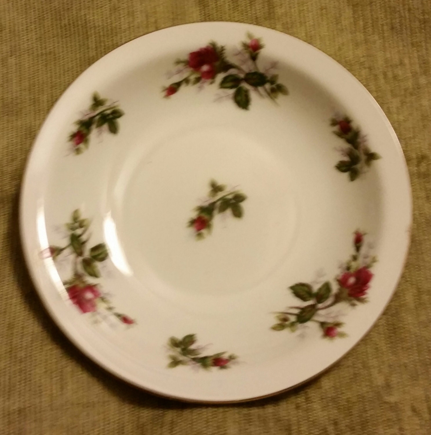 Rose Pattern China Awesome Design Inspiration