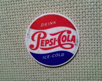 A Nice Tall Cup of Ice Cold Pepsi Needle MinderMagnet
