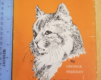 More Mr. Cat and a bit of Amber too by George Freedley of the New York Public Library Theatre Collection, 1962 Howard Frisch