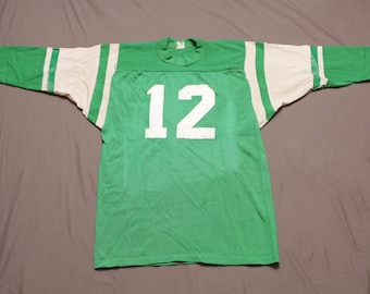 7ad5788d4 Vintage Joe Namath Jersey  12 Jets Mens XL NFL Football 70 s 60 s New York  NY for sale rare old clothing apparel gear shop store buy shirt