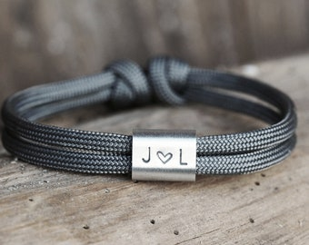Bracelet with engraving, gift friend for Christmas
