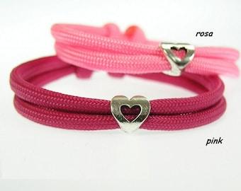 Gift Birthday Girl, Bracelet with Heart