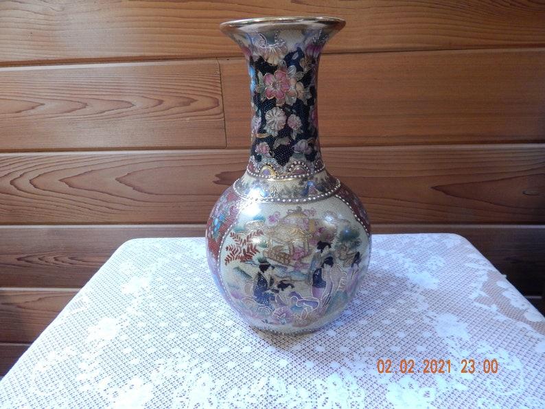 Vase Japanese Vintage