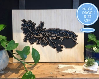 33% OFF !! From 200.00 down to 134.00!! Bright VIC 3741 Superb, laser cut wall decoration.