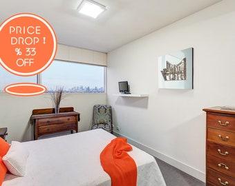 33% OFF !! Sth Yarra 3141. Superb, laser cut wall decoration.