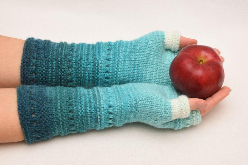 wife gift Fingerless Gloves womens gift Clothing Gift ideas image 0