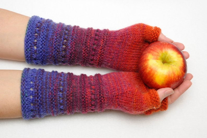 wife gift Fingerless Gloves womens gift Clothing Gift ideas image 0
