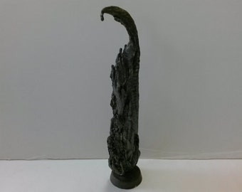 Abstract Metal Free Form Sculpture