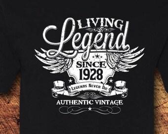 More Colours 90th Birthday 90 Shirt
