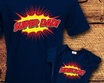 Father Son Matching Shirts bebac0c66