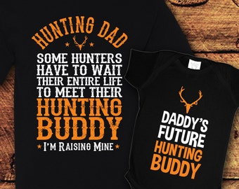 Fathers Day Fishing, Father Son Matching Shirt, New Dad Gifts, Dad and Baby Matching Shirts, Father's Day Shirt, Fishing, Fisherman, T-Shirt