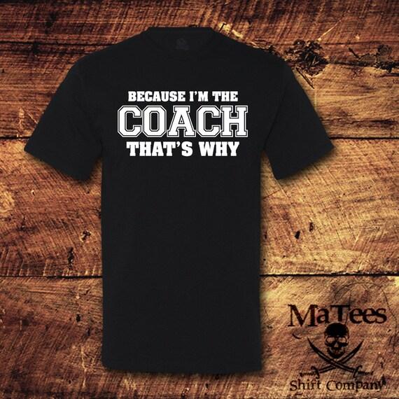 Trainer Trainer Geschenk Fussball Trainer Geschenk Baseball Coach Cheer Coach Fussball Trainer Geschenk Trainer Shirt Coach Tshirt T Shirt