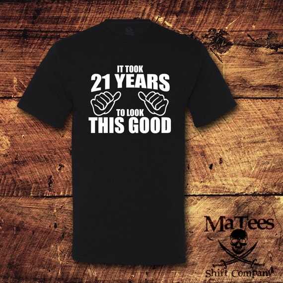 21st Birthday Gift For Him