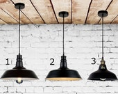 Pendant light Industrial chandelier Industrial style lighting for Bar Man cave light Retro Light fixture Loft Vintage Industrial lighting