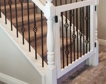 Painted Baby or Pet Gate
