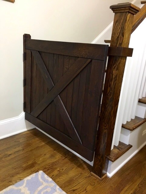 Safety Gate Baby Gate Pet Gate Top Stair Gate Dog Gate Barn