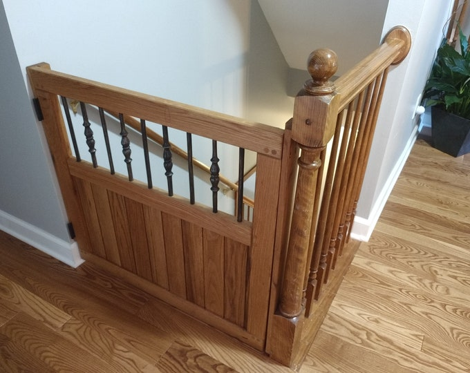 Baby Gate for Stairs, Pet Gate