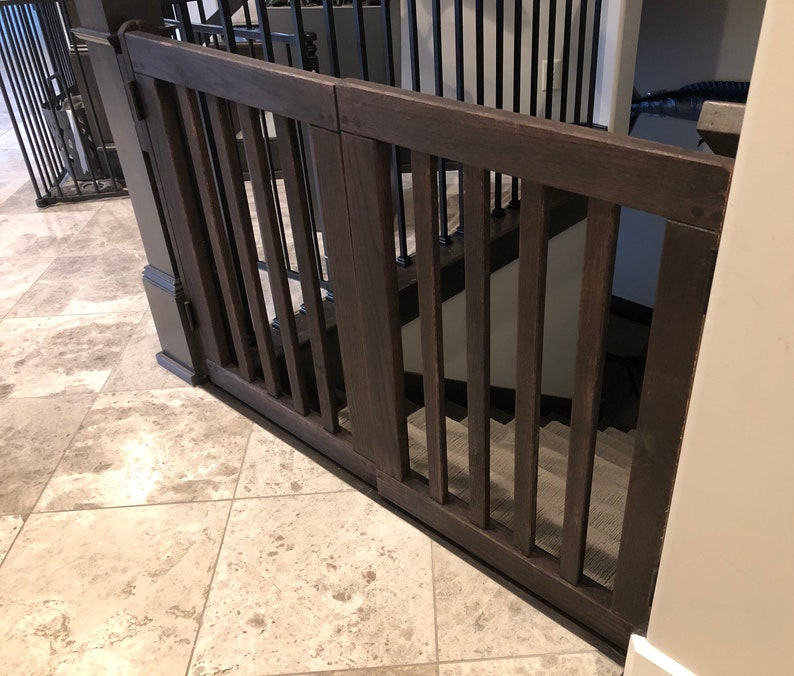 Baby Gate For Stairs Or Pet Gate