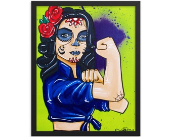 Day of the Dead Rosie