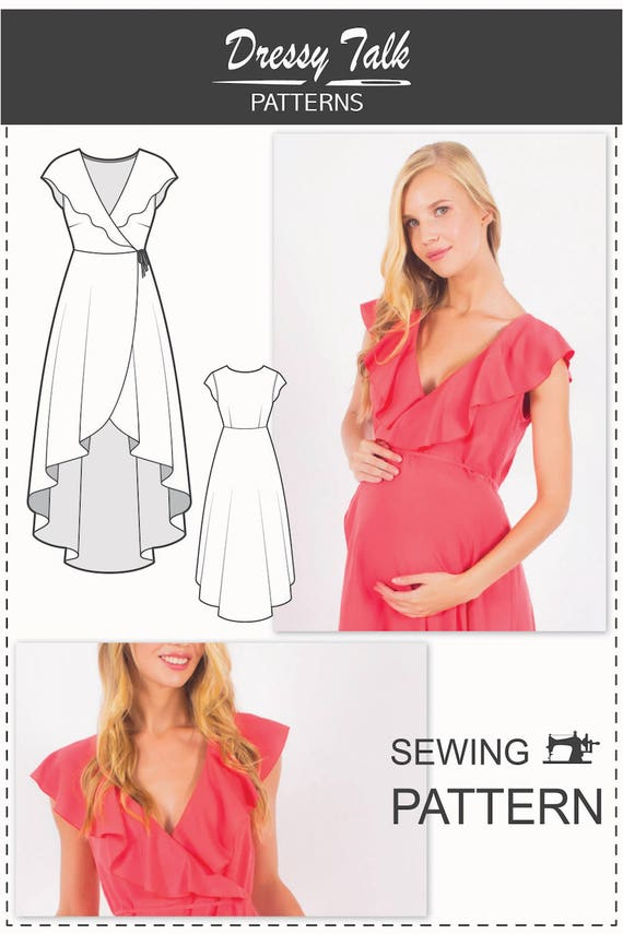 Maternity Sewing Patterns Pregnancy Dress Patterns Sewing | Etsy
