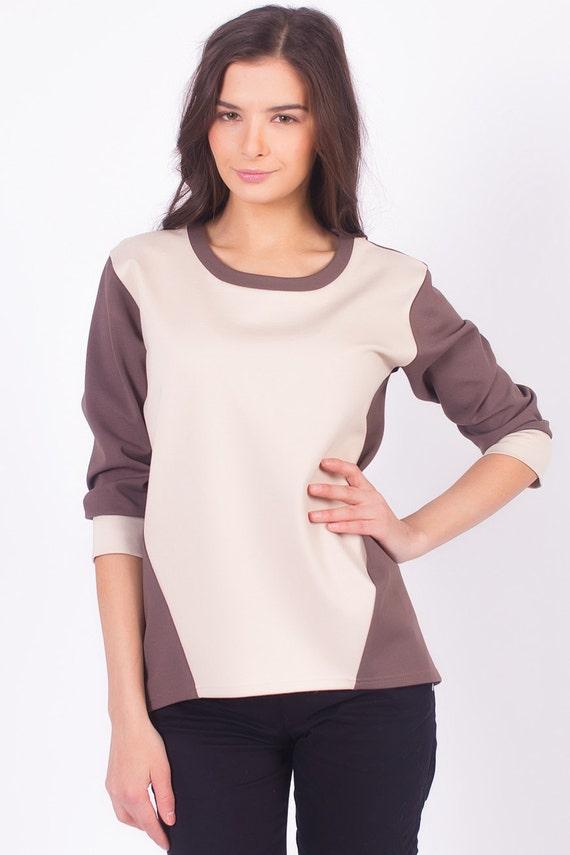 Sweatshirt Pattern - Sewing Patterns - Plus Size Patterns - Sewing ...