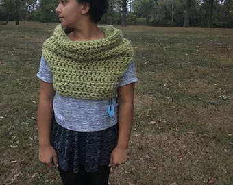 Cropped Cowl