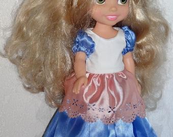 Animator Disney doll dress