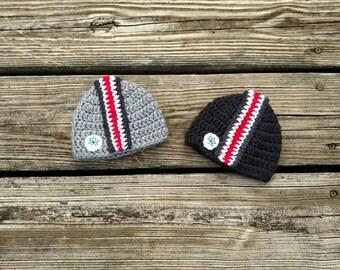 Ohio State Buckeyes Decorative Crochet Rug Osu Mat With Etsy