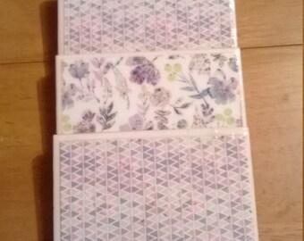 Floral Coasters - Sale