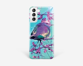 Bird Art Phone Case for Samsung S21 Ultra S20 S10 Note 9 iPhone 12 Pro 11 Xs
