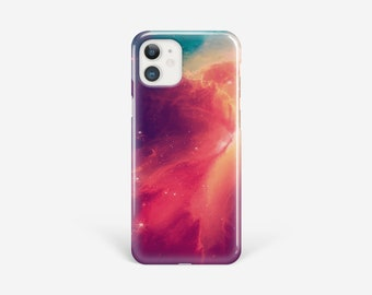 iPhone 12 Case Space 11 Pro Max 12 Mini Xs Se iPhone 6 7 8 Plus Case Samsung S21 S20 Ultra S10 S9 S8 S7 Edge Note 9 8 Case Cute Cat Case