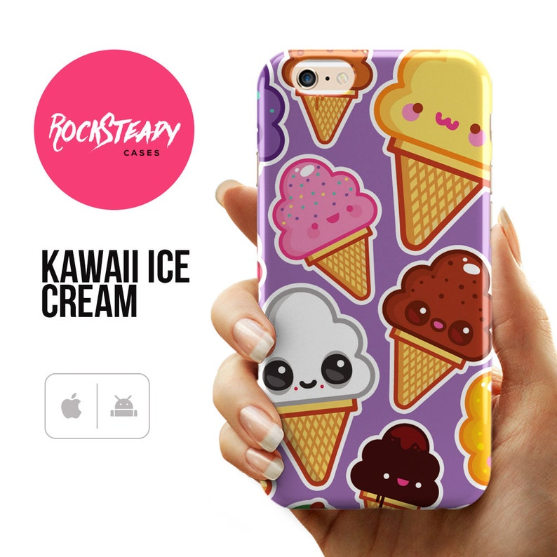 cover samsung s6 ice cream